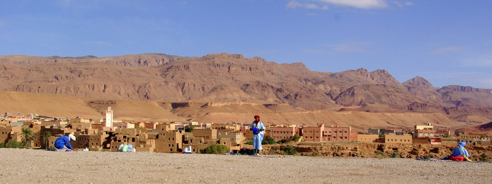 Our top 5 places of South Morocco