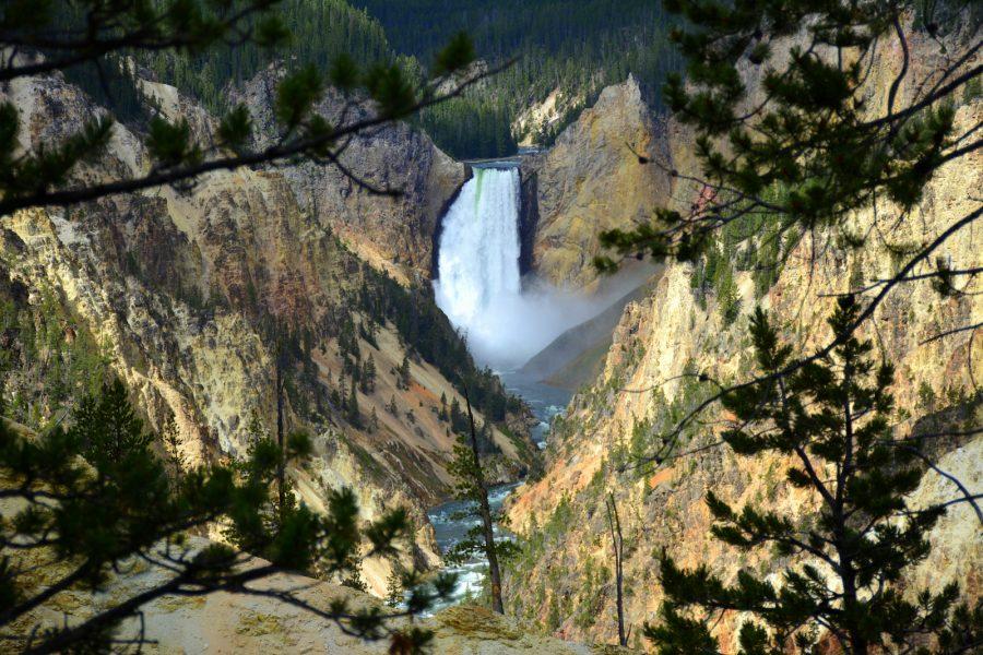 Yellowstonski kanjon
